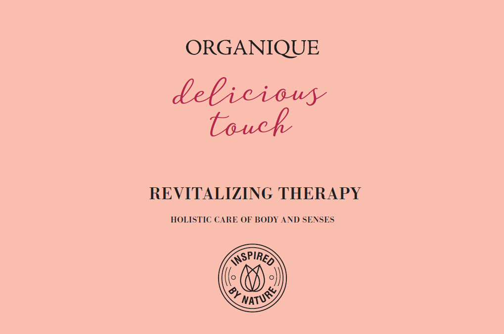 Revitalizing Therapy - Delicious Touch