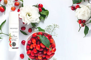 Discover the new Anti-Ageing Therapy with Goji Berries.