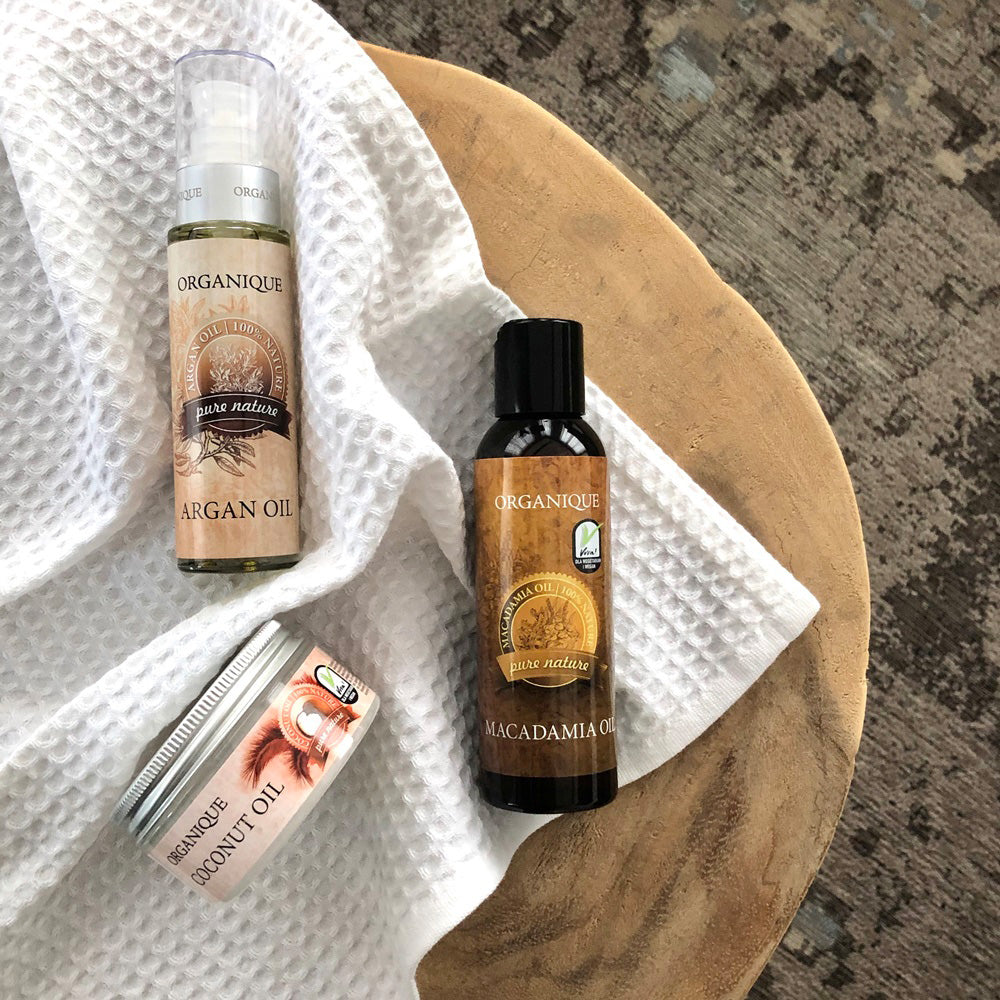 Pamper your skin and hair with a daily ritual.