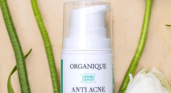 anti acne skin care