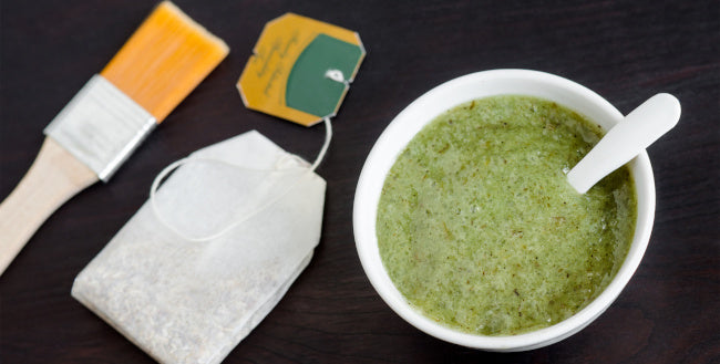 hydrating mask with tea tree