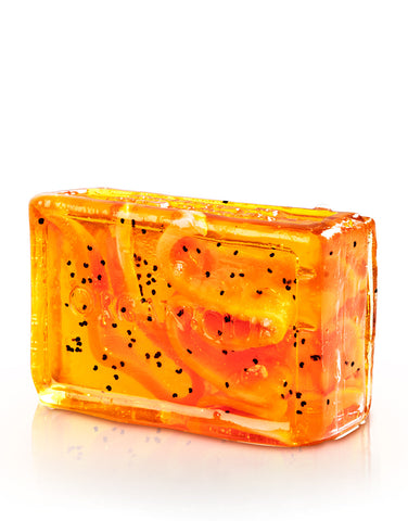 Glycerin Handmade Soap Bar Orange & Chili 100g