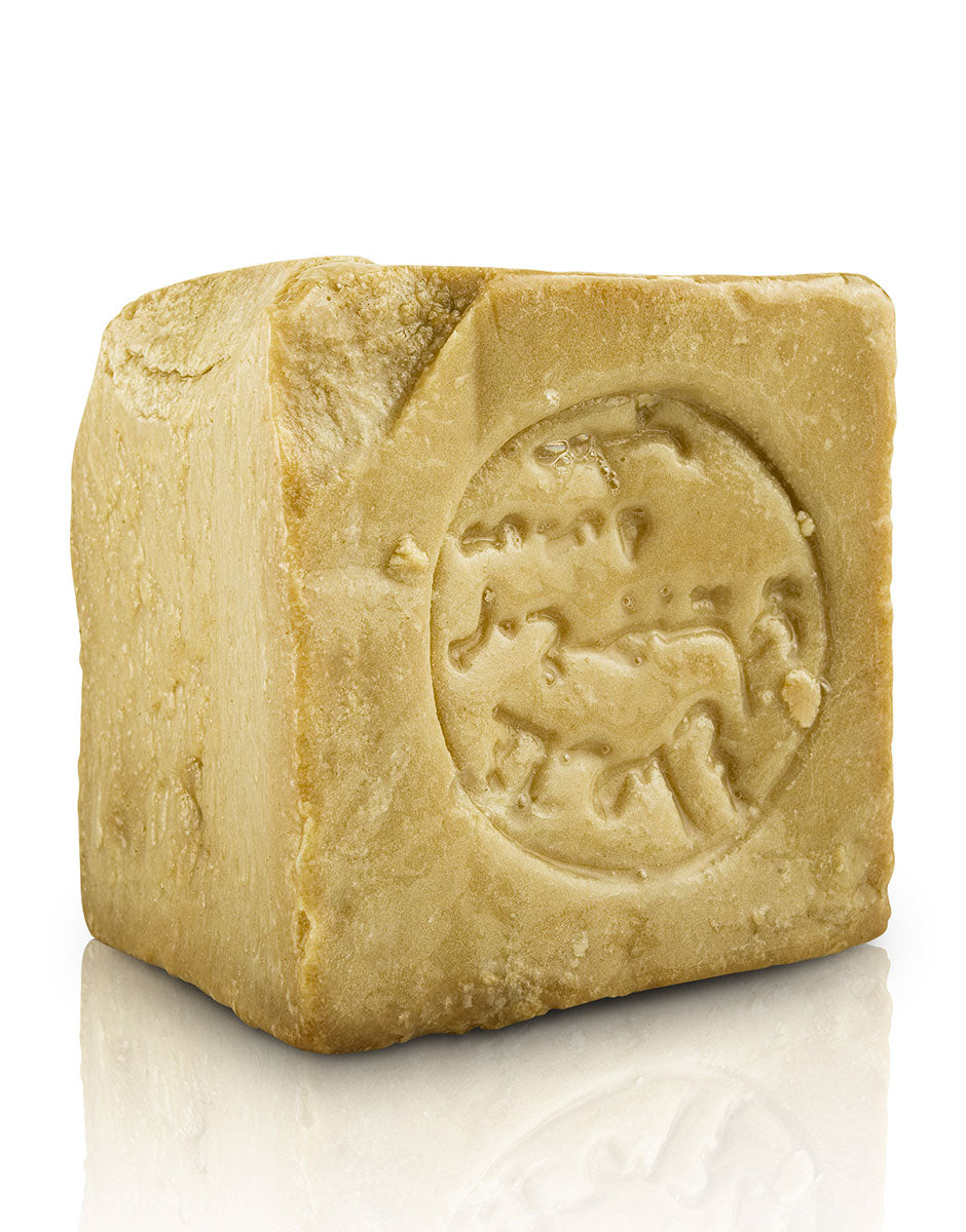 Traditional Aleppo Handmade Natural Vegan Soap 5% - 8% of Laurel oil