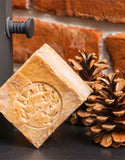 Aleppo Handmade Natural Vegan Soap 5% - 8% of Laurel oil from Organique cosmetics
