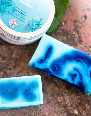 Glycerin Handmade Soap Sea Essence 100g bar