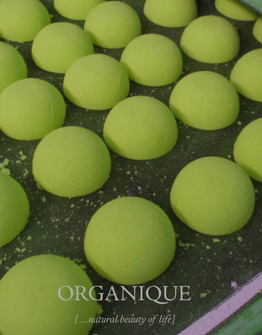 Nourishing Bath Bomb Greek Organique natural cosmetics