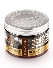 Argan Shine Mask And Conditioner For Dry And Damaged Hair