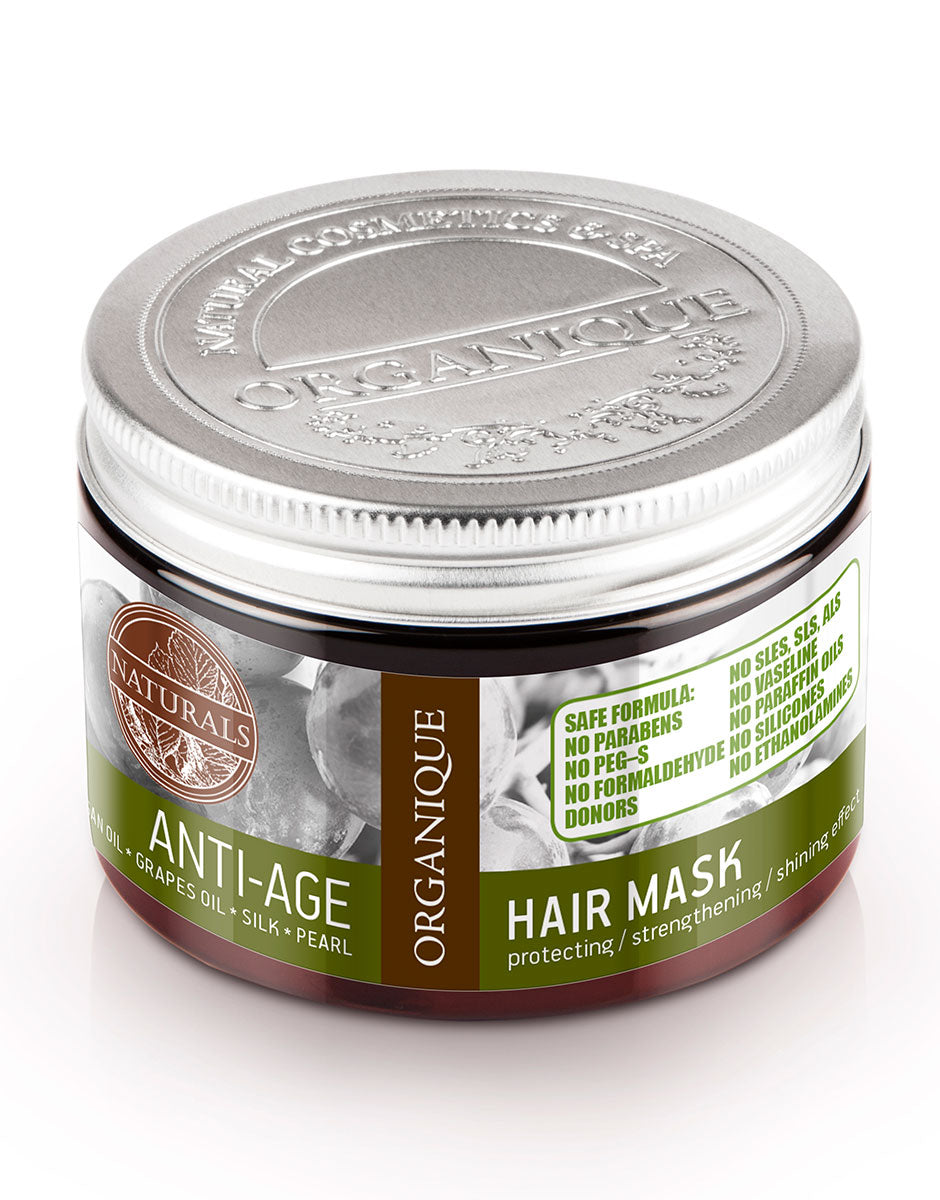 Anti Age Mask And Conditioner For Dry And Dyed Hair 150ml