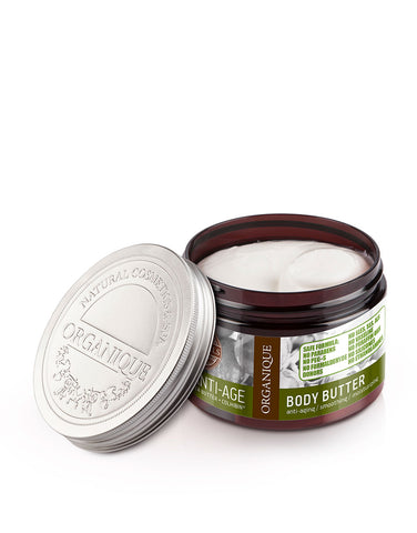 Anti Age Body Butter For Dry And Mature Skin from Organique cosmetics