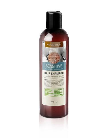 Organique Sensitive Shampoo For Thin And Delicate Hair 250ml natural cosmetics