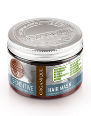 Organique Sensitive Mask And Conditioner For Thin And Delicate Hair 150ml box