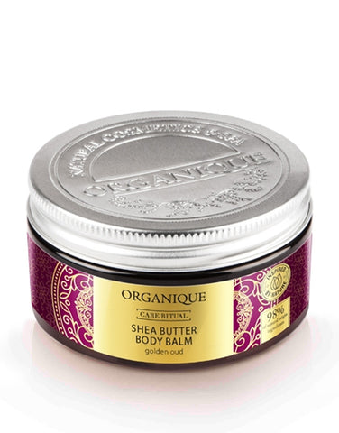 Organique Shea Body Butter Body Balm Golden Oud (395704696860)