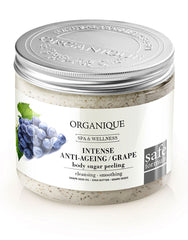 Anti Ageing Sugar Grapes Body Peeling