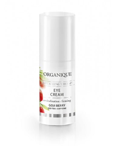 Goji Anti Ageing Therapy Eye Cream 20ml bottle from organique (343978410012)