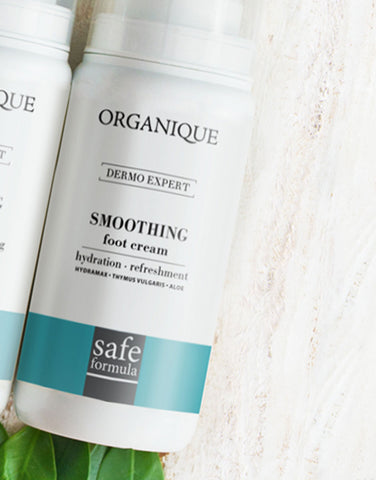 Hydrating And Smoothing Foot Cream natural cosmetics from Organique