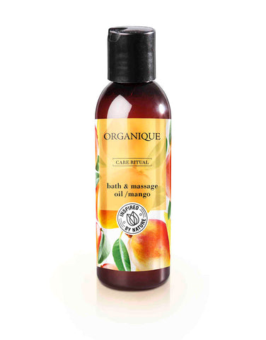 Bath and Massage Oil Mango