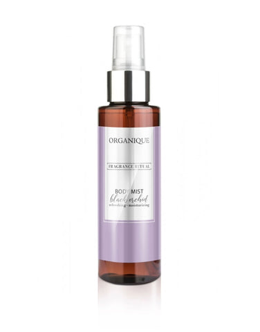Organique refreshing and hydrating Body Mist Black Orchid 100ml (189516120092)