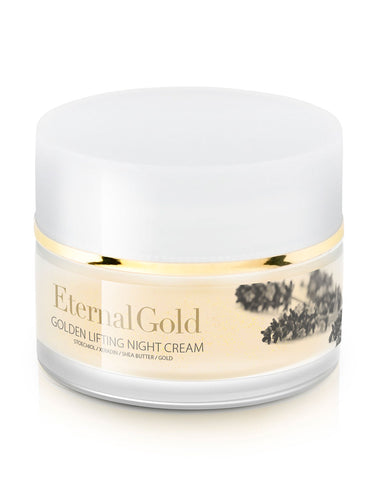 Anti Ageing And Lifting Face Cream With Gold (191706497052)