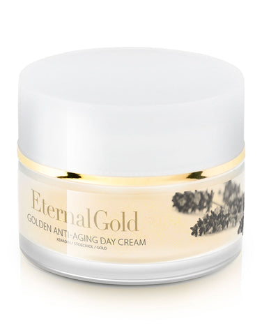 Anti Ageing Day Cream With Gold