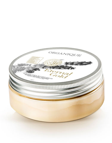 Organique Smoothing Shea Body Butter With luxury Gold 200ml