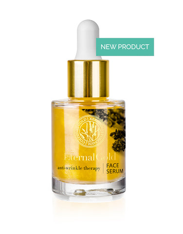 Firming And Anti-Aging Face Serum With Gold 15ml (4005771739224)