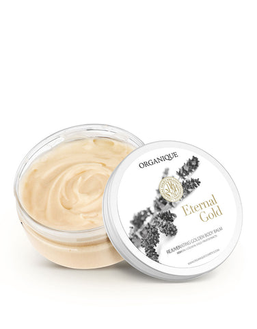 Rejuvenating Body Balm With Gold 200ml Organique only naturaal cosmetics