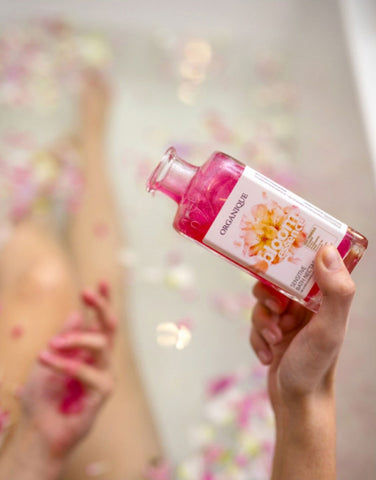 Calming And Relaxing Bath Foam Nectar