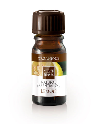 Organique Natural Essential Oil Lemon 7ml cosmetics