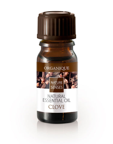 Natural Essential Oil Clove 7ml Organique aromatherapy - Shop Now (770698543192)