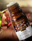 Natural Essential Oil Clove 7ml from Organique aromatherapy - Buy online