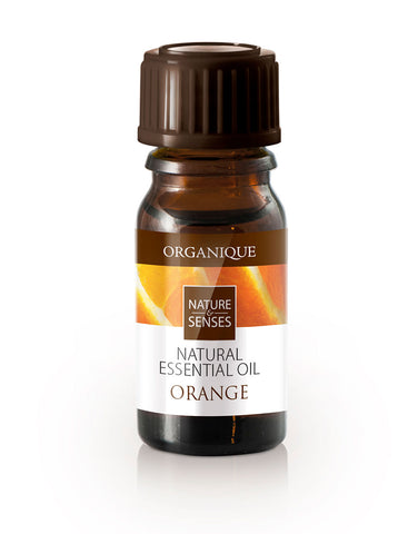 Natural Essential Oil Orange 7ml from Organique cosmetics aromatherapy. Buy now