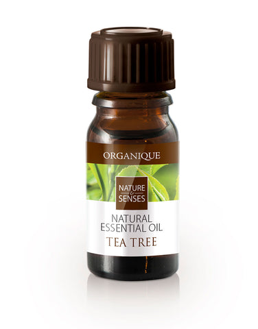 Organique Natural Essential Oil Tea Tree 7ml aromatherapy - Shop now