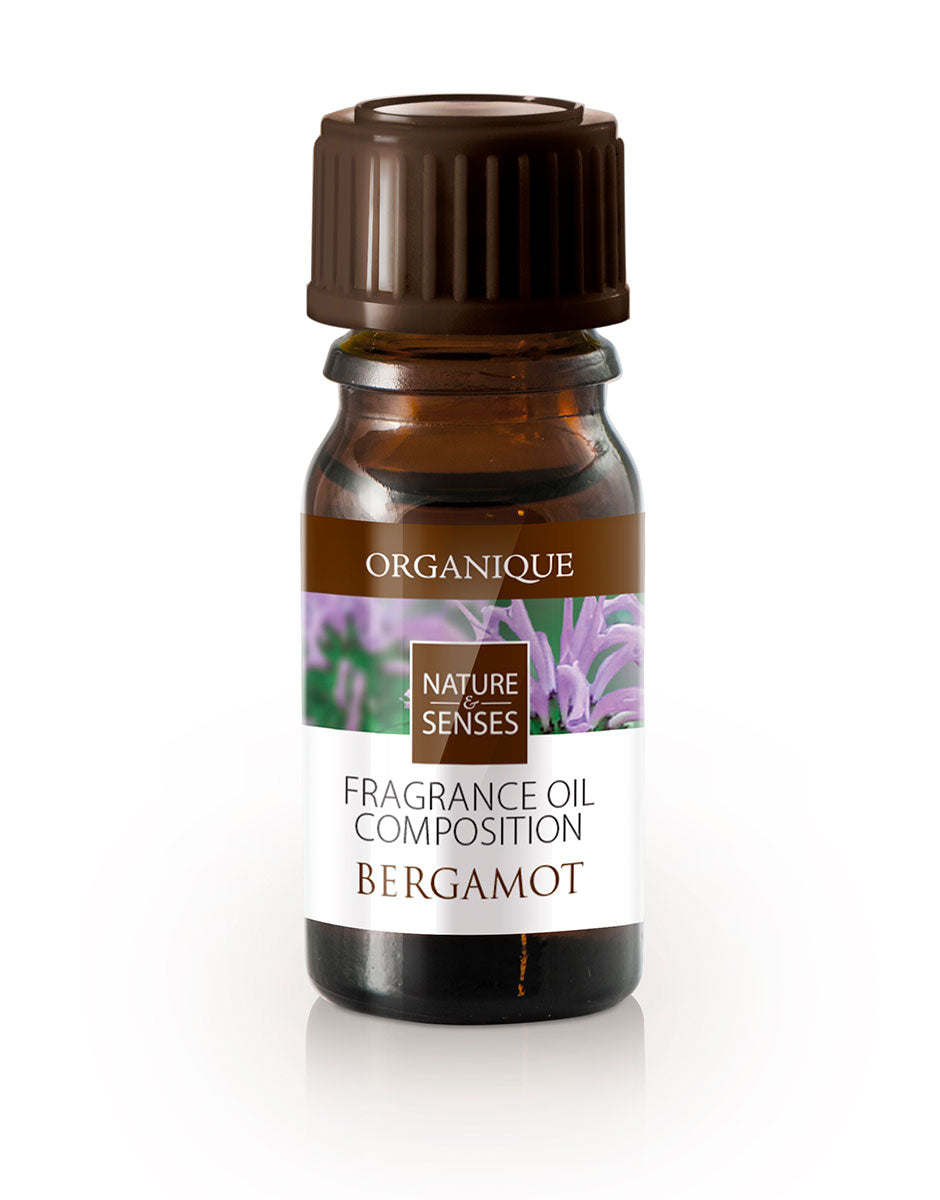 Organique Natural Essential Oil Bergamot 7ml aromatherapy - Buy now