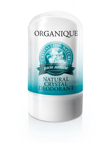 Natural Crystal Deodorant Alun 50g Organique cosmetics