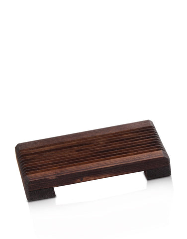 Buy now Colonial Wooden Soap Dish from Organique cosmetics