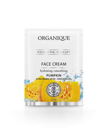 Hydrating And Smoothing Face Cream - Sample 2ml (4790197616779)