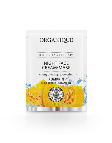 Hydrating Face Mask And Night Cream - Sample 2ml (4790223372427)