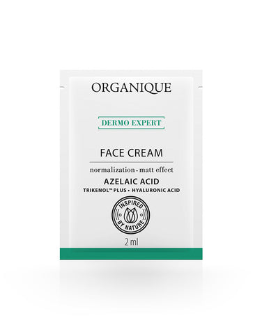 Hydrating Face Cream For Acne And Problematic Oily Skin - Sample 2ml
