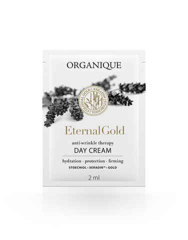 Anti Ageing Day Cream With Gold - Sample 2ml