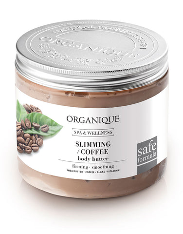 Slimming And Anti Cellulite Coffee Body Butter 200ml (228397907996)