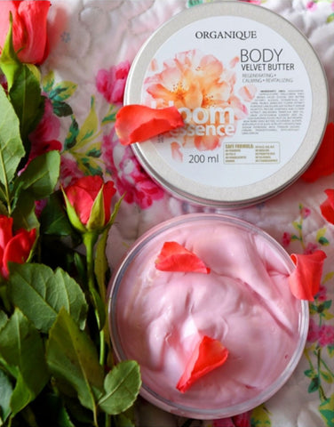 Hydrating Bloom Essence Velvet Body Butter Natural Shop