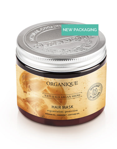 Argan Shine Mask And Conditioner For Dry And Damaged Hair 150ml