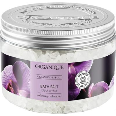 Natural and Aromatic Bath Salt Black Orchid 600g