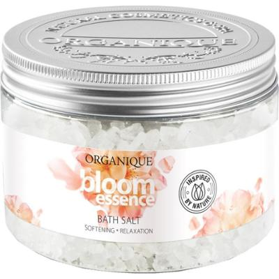 Natural and Aromatic Bath Salt Bloom Essence 600g (2043654439000)
