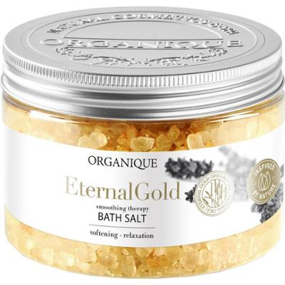Natural and Aromatic Golden Bath Salt 600g