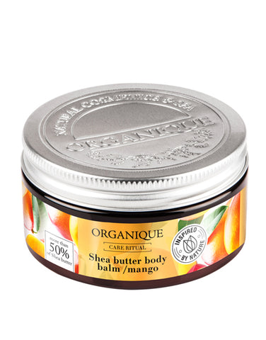 Shea Butter Body Balm Mango (1367393665112)