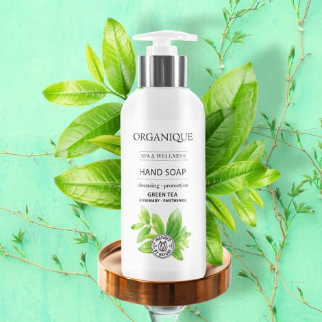 Cleansing and Protecting Liquid Hand Soap for Vegan 250ml (4882800115851)