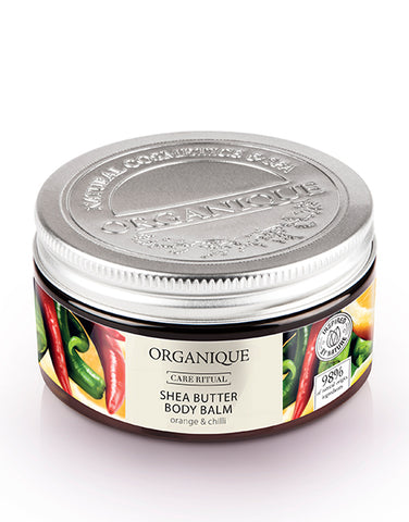Regenerating And Moisturising Shea Body Butter Orange and Chilli (227520184348)
