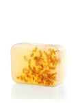 Glycerin Handmade Soap with Oat Flakes for Sensitive Skin 105g (1367448846424)