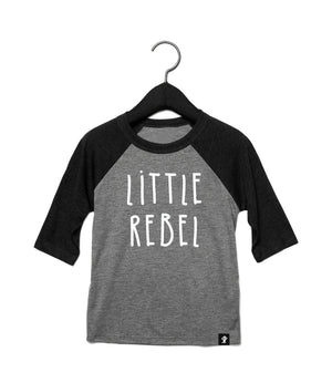 Little Rebel Charcoal